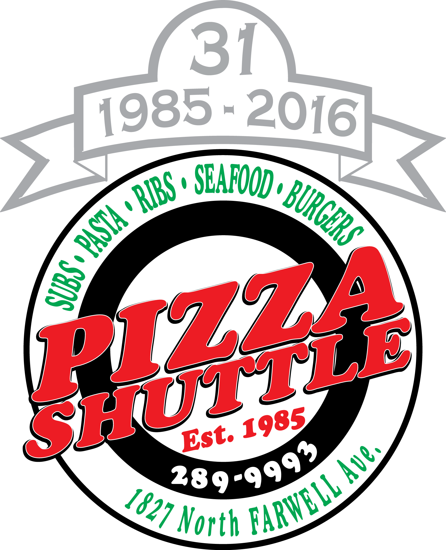 Pizza Shuttle - Milwaukee, Wisconsin